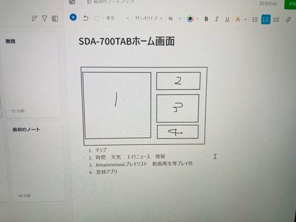 Android studioでカロッツェリアのSDA-700TAB のUIを開発できないでしょうか? 参考:カーランチャーアプリ(https://applion.jp/android/app/a...