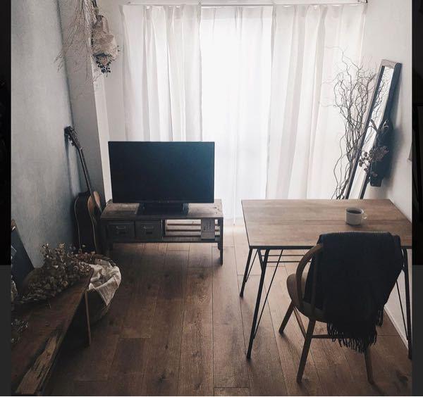 ハンディクリーナーで色にまよってます。 こんな感じの部屋だったら、真っ白の物か真っ黒の物、どっちが合いますか?