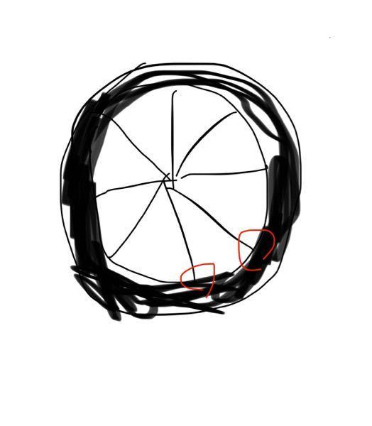 自転車のパンクについて聞きたいのですが、自転車の空気が抜けていたので詰めようとしたら画像の金属の部分からぷくぷくと泡が出ていたのですが、ここから空気が漏れていた場合タイヤのゴムではなく、タイヤ自体を交 換した方が良いでしょうか?