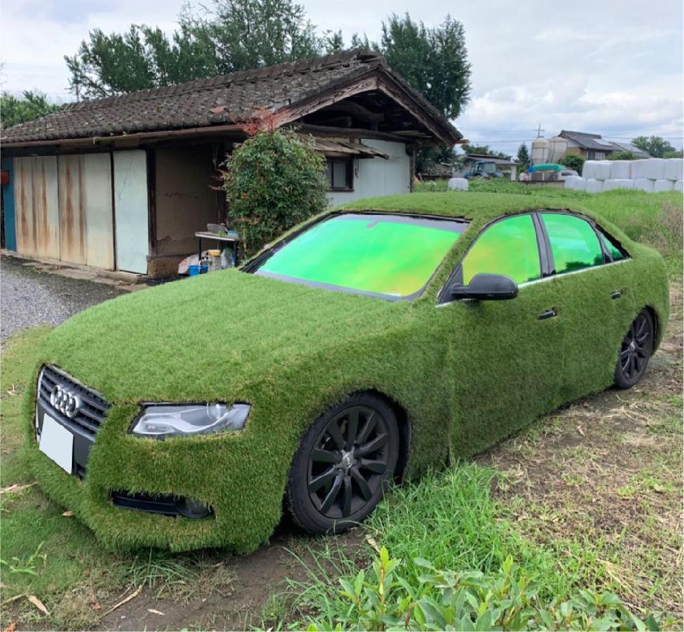 この車ですが、車検時に採寸されると車検証と違うのでヤバそうなんですがどう思いますか??。 https://jp.mercari.com/item/m28641615167