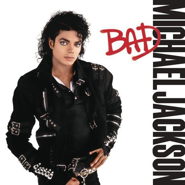 マイケルジャクソンの写真といえば何を思い浮かべますか? 自分はBADの写真ですね。