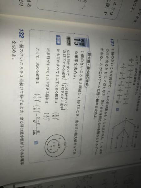 超至急です!!! 例題15の意味がわかりません。 問題の意味と何故この式になるのかを教えてくださいお願いします!m(_ _)m