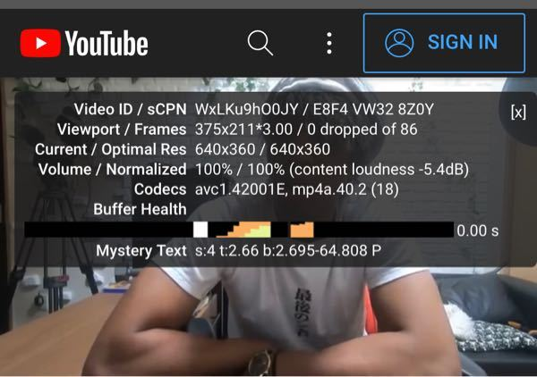 SafariでYouTube見てて変なの押しちゃったんですけど、これどうやって消すんですか?