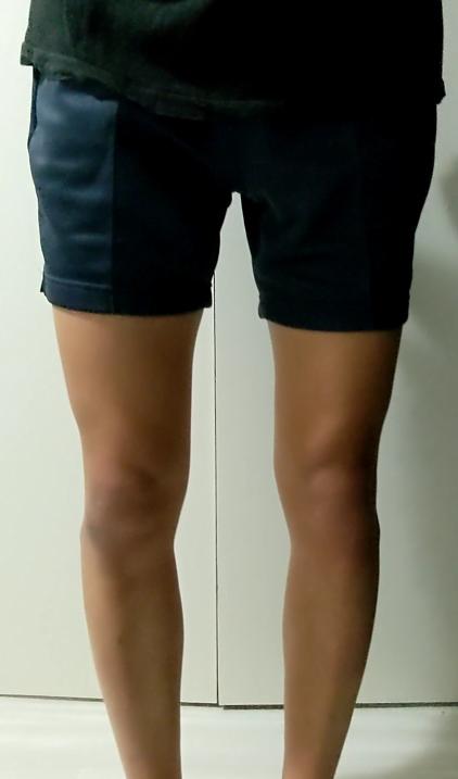 この体操着のズボンなんですが短い方ですか? 高校生男子です