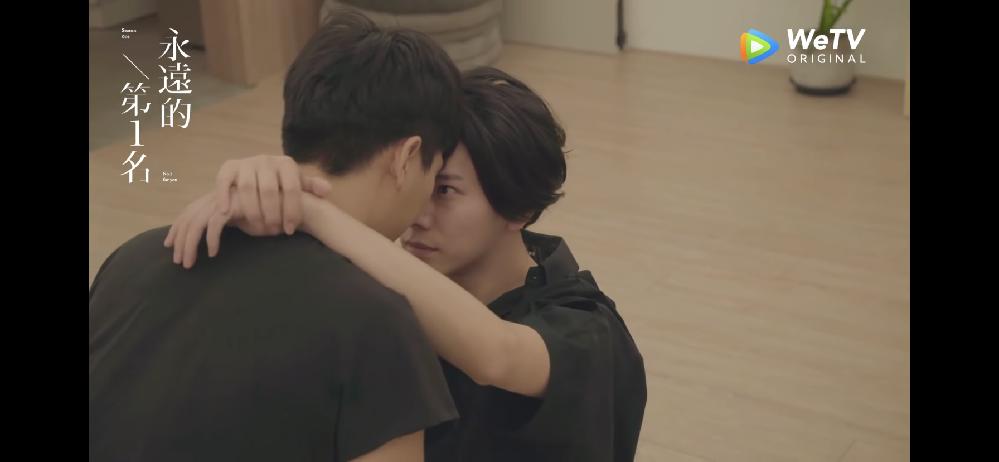 台湾のblドラマのwe best loveでこのシーンでてきましたか? TikTokとかYouTubeでこのメイキング映像が流れてくるのですが、本編では出てこないのでこのシーンはどこのシーンなの...