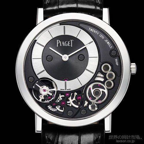 ランゲ1やブレゲトラディション、ピアジェの↓の時計のような、時計の中に時計が入っているような(?)デザインの時計が好きです。このデザインには名前はありますか?
