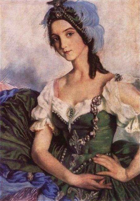 踊り子みたいな女の子 この絵の画家さんと題名を教えてください。 多分わりと有名な絵画です。