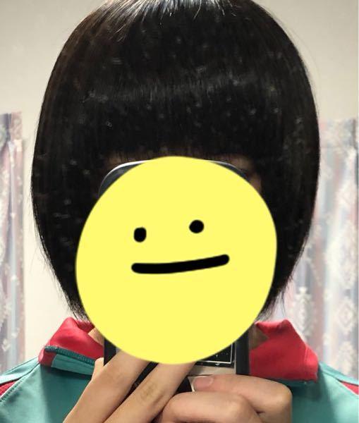 この髪の長さで中学校にしていけるヘアアレンジの方法ってありますか?
