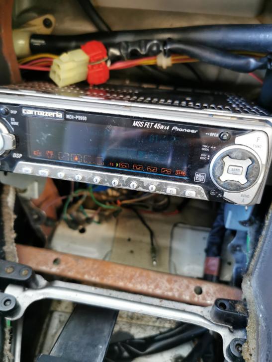 カロッツェリアの昔のMDプレーヤー、NEH-P9900ですが、どなたか画面の輝度の調整方法をご存知ないでしょうか??