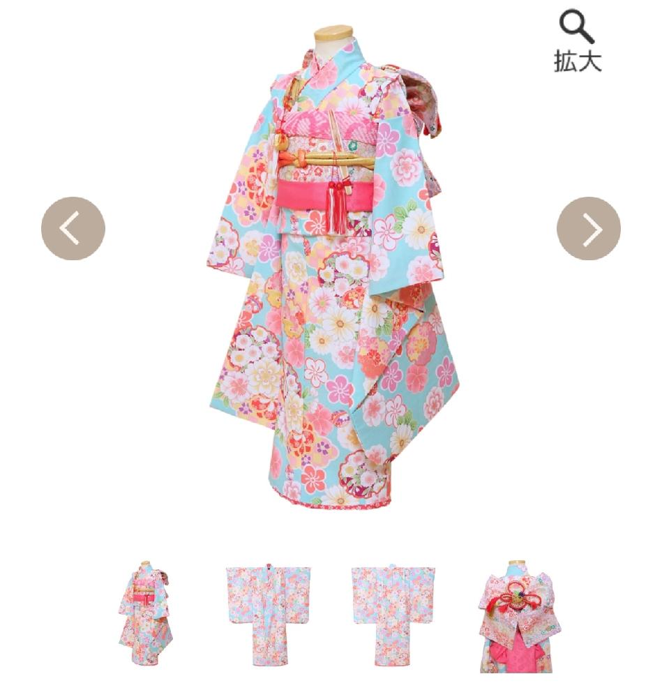 子供の七五三があります。 娘がこの色の着物を着るんですが 親の母親(24歳)が着るなら何色が合うと思いますか?