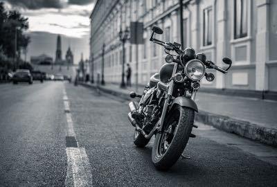 このバイクはなんて車種か分かる方いらっしゃいますか?