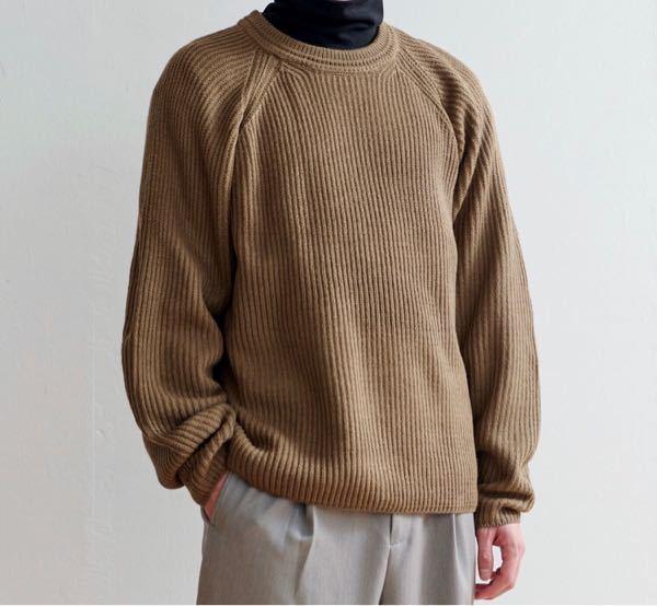 (至急)画像のようなニット(セーター)は安っぽく見えますか?もしそう見えるならおすすめを教えてほしいです。