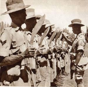 インパール作戦では、日本軍は英印軍のグルカ兵にかなりやられたってマジですか?