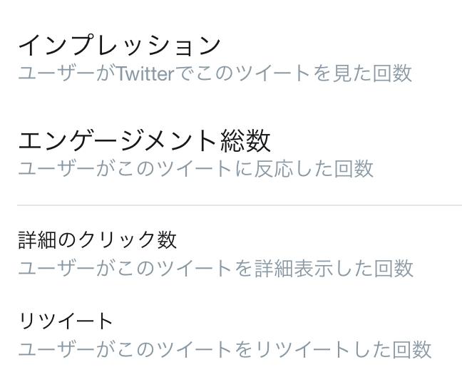 Twitterのインプレッションの数って既読スルーと同じですよね?