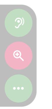 Android12 ユーザー補助ボタン どうすれば画面上から消せますか? 邪魔なんですけど消し方が分かりません