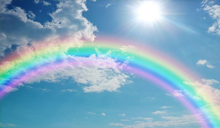 番外編5、『虹』が入っている曲で一番好きな曲は('_'?)