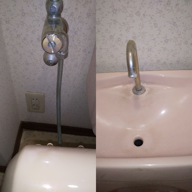 トイレの水の溜まりが悪いです。 もうなん十年と使っているので劣化だから仕方ないと思いますが、自分で修理して使えるなら使いたいです。 水を流すと上から水がながれません。 小の水量はいけますが大の水量はたまりません。 止水栓を閉めすぎていますか? お願いします。