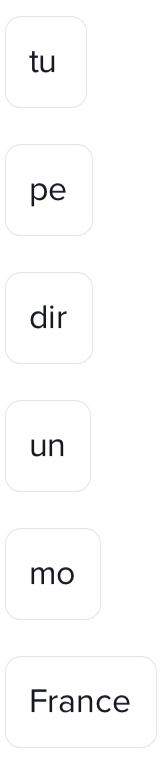 至急!わかる方教えてください! このようなメッセージがフランスの方?から送られてきたのですが、なんて書いてあるのかわからなくて… どなたかわかる方教えてくださいm(_ _)m よろしくお願いします!