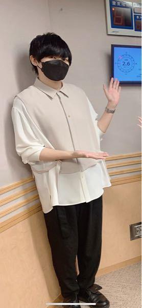 天崎君の着てるこの服はどこのブランドの服でしょうか?