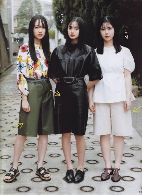 この写真の一番左の方は乃木坂46のメンバーですか? 真ん中の方と右側の方はわかるのですが、左の方だけどなたかわからなくて…教えていただきたいです(> <)