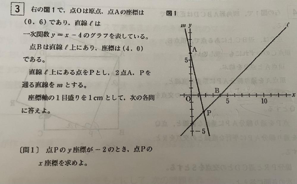 中3の数学問題です。 解答、解説をお願い致します。 弟が困っています、、よろしくお願い致します!