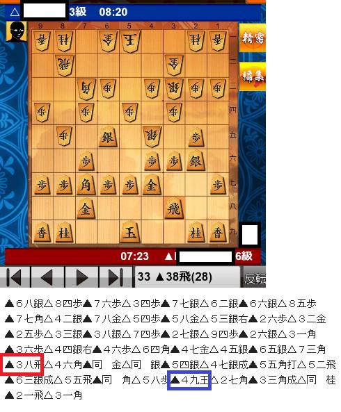 どの戦型でも弱いのですが角換わりは特に苦手です。後手番で図の局面から4六角と切って無理やり攻めに行ったのですがどう思いますか? 45手目に4九玉と逃げてくれたので勝てましたが左に逃げられたら負けていた気がします。