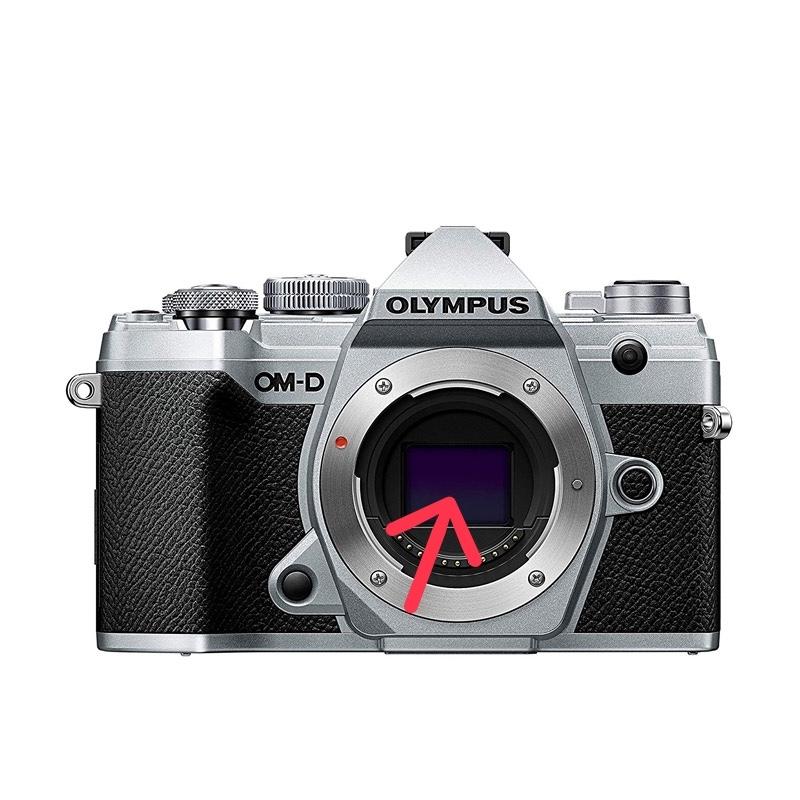 撮影するたびに写真の矢印の部分が閉じます。何故ですか?