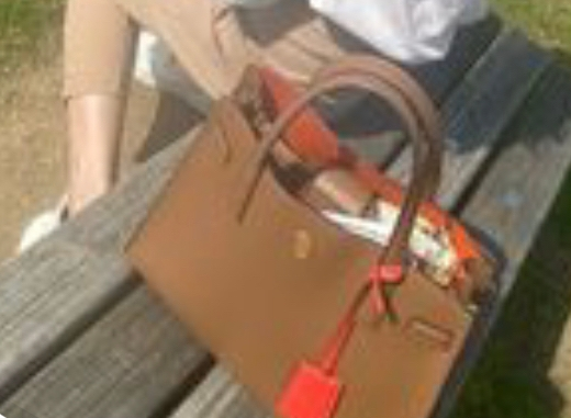 このバッグは、何のブランドか分かりますか?