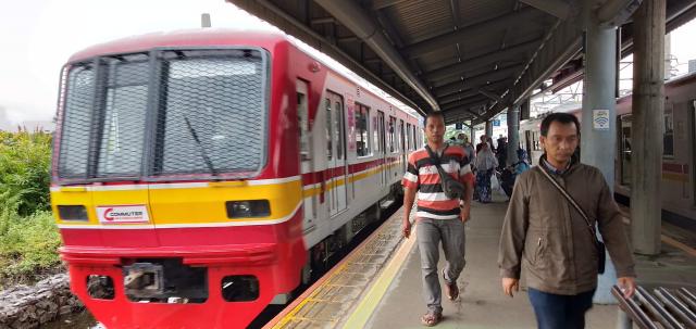 この列車はどこに行けば乗れますか?