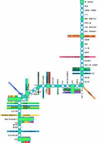 鉄っちゃん!関宿縦貫鉄道境線の路線図ができたぜ。 鉄道野郎ども!   野田関宿縦貫鉄道を妄想中だぜ。   一応、ダイヤ変更したので、評価してくれや。 渋谷にたどり着くのは快速系8本、緩行系8本とした  ()の中は別称だぜ。 ①②③はラッシュ時の1時間ごとの本数だぜ   特快区各 快速快駅 ①②③②境(常総境) ││○○南境 ││○○北関宿(本関宿) ││○○...
