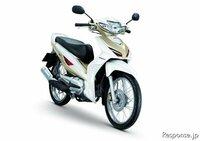 ホンダと思うバイクの名前を教えてください 今日のMSNジャパンの経済ニュースの中で、ホンダの減産が載っていましたが、それに載っていたこのバイクの名前がわかりません  売っているのでしょうか  http://stbjp.msn.com/i/5B/1BD2A9F067ED92A2237BE4FCC635C5.jpg