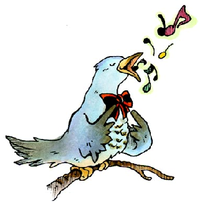 ドイツ民謡,カッコウ  かっこう かっこう どこかで 夏を呼ぶ 森の声 ほら ほら ひびくよ  かっこう かっこう よんでる さわやかに 谷の声 ほら ほら ひびくよ  カッコー カッコー 静かに 呼んでるよ 霧(きり)の中 ほら ほら 母さん  カッコー カッコー しずかに 鳴いてるよ 森の中 ほら ほら 朝だよ  【質問】 カッコウの歌...