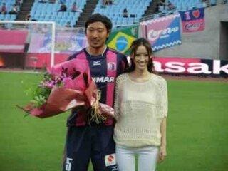 C大阪・中後選手の奥さんって、むっちゃ美人ですが元タレントさ ...