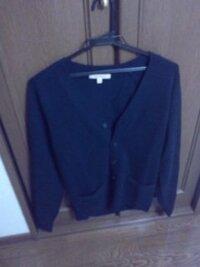 紺色のセーターの ボタンを変えようと 思っています   何色が合うでしょうか?