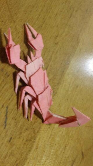折り 方 難しい 折り紙