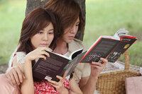キム・ハヌルさんって・・ 日本の女優さんの中で、誰かに似てませんか??  自分は、誰かと誰かを足して2で割る感じなのですが・・。   その誰かと誰かが出てこなく(汗)    このモヤモヤ感を解決して下さい!!