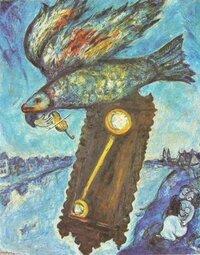 シャガールという画家の、「時は岸辺のない河」の原題(おそらくフランス語)を調べて探しているのですがなかなか見つかりません。 もし知っていらっしゃる方がいたら教えてくださると助かります。よろしくお願...