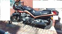 旧車バイクCBXに詳しい方お願いします。 画像のバイクは噂のプレミア旧車CBXでしょうか? CBXと表記はあります。