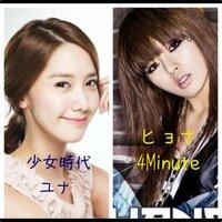 韓国嫌いな人は、韓国美女や、韓国美男に嫉妬してるんですよね? 日本の女の人が韓国美女に勝てるわけありません。  (例えば、 少女時代/ユナ、4Minute/ヒョナ)