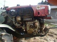 ヤンマーの耕運機です畑を耕している途中で燃料を切らしてしまいました!エアー抜きってどんなふうにするのですか?