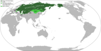 ロシア帝国(ソ連)の植民地ってどこなんですか? 地続きでどこまでが本体でどこまでが植民地ですかね?