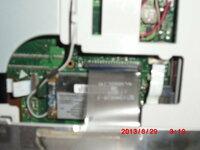 パソコンのマザーボードとキーボードの接続(フラットケーブル)の分解について 機種はToshiba dynabook PAAX55ALV 今、分解しているのですが  スピーカーカバーをはずしてサイトリンクのような状態です。 htt...