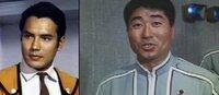 科学特捜隊の副長はハヤタだったと思いますが、 ウルトラ警備隊ではフルハシですか?
