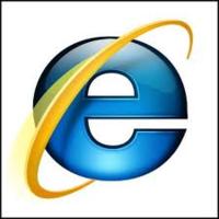 Internet Explorerのロゴについて。 今、コンペに出すポスター制作をしているのですが、ポスターの一部にInternet Explorerのロゴを無断で使用しても良いのでしょうか? 著作権とか大丈夫でしょうか?