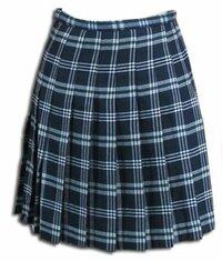 スカートの購入を考えています もちろん自分用ではありません。 プレに購入しようかと思っています。 そのサイトに明記されているのは  プリーツミニスカート  M サイズ  参考対応サイズ [ M size ] ウ...