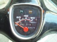 バイクのメーターの読み方について。 画像のメーターはなんキロ走ってることになりますか? よろしくお願いいたします。