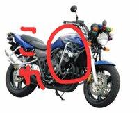 質問です。 バイクの教習車にくっついているものは買えないんですかね?エンジンガードではなくフレームにくっついつるやつです。