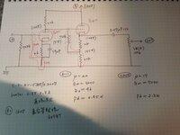 真空管プリアンプの回路です。 高解像度の回路図です。 http://i.imgur.com/RJ61GHw.jpg  局部帰還の設置の仕方と出力インピーダンスの算出方法を教えてください。  回路は単段 プラスカソフォロです。 SRPPほどゲインが必要ではなく、出力インピーダンスを下げたい意図があります。 この回路の場合、歪の原因は殆ど前段なので、電流帰還の位置を変えたく思います。  図の赤点...
