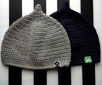 写真のような、どんぐり帽?を編みたいのですが、かぎ針か棒針どちらで編んだらいいのでしょうか?よければ編み図が載ってるサイトも教えていただけないでしょうか(T_T)お願いします