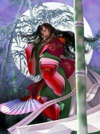 かぐや姫は何しに地球に来たのか?  月を見ていてふと思ったのですが、竹取物語のかぐや姫って何しに地球に来たんでしょうか?  (^-^)/